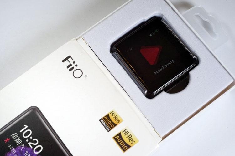 Упаковка Fiio M5