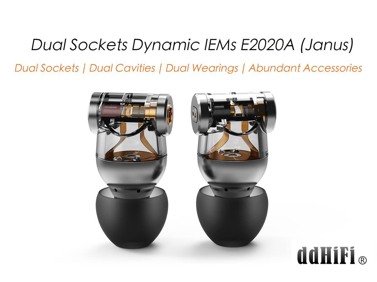 ddHiFi E2020A (Janus)