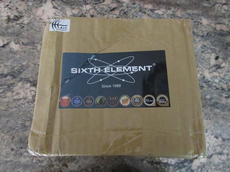 Sixth Element Quantum box
