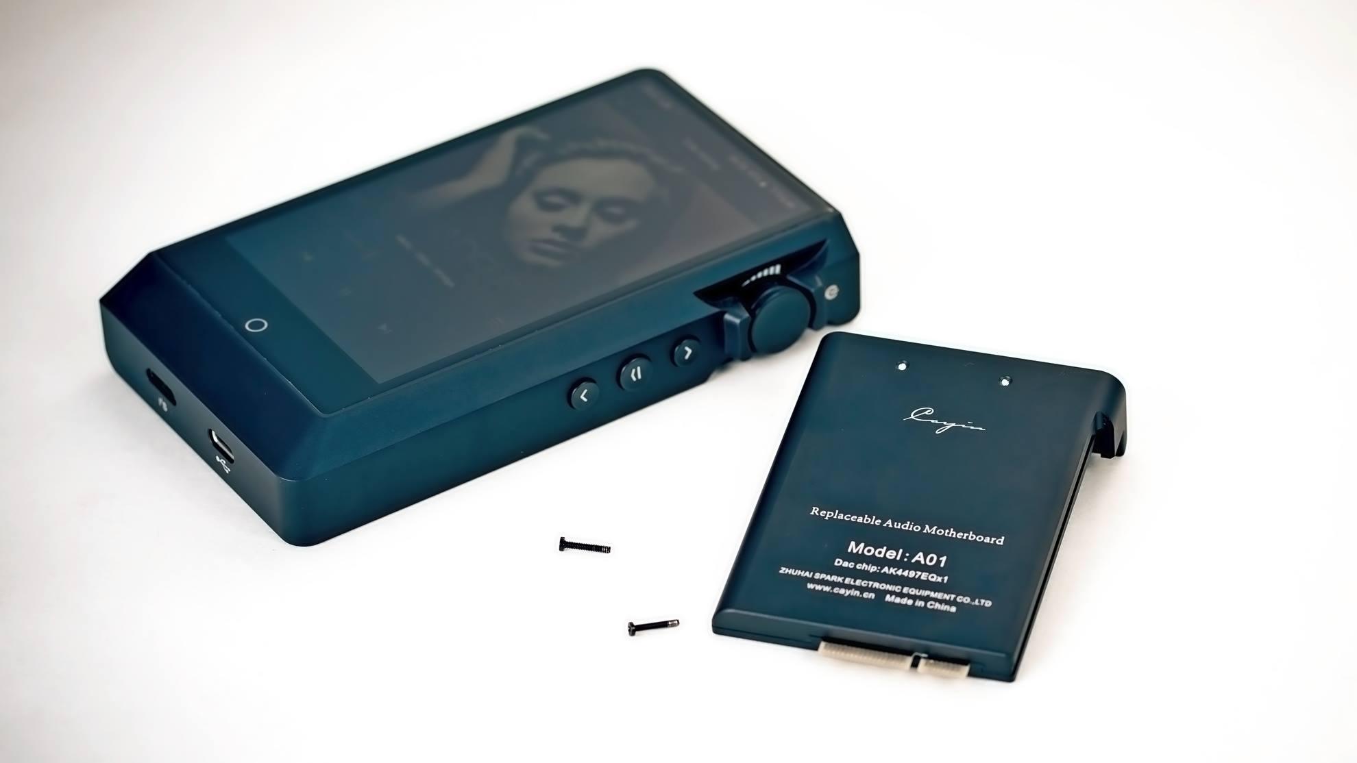 Cayin N6II  A01 Audio Motherboard