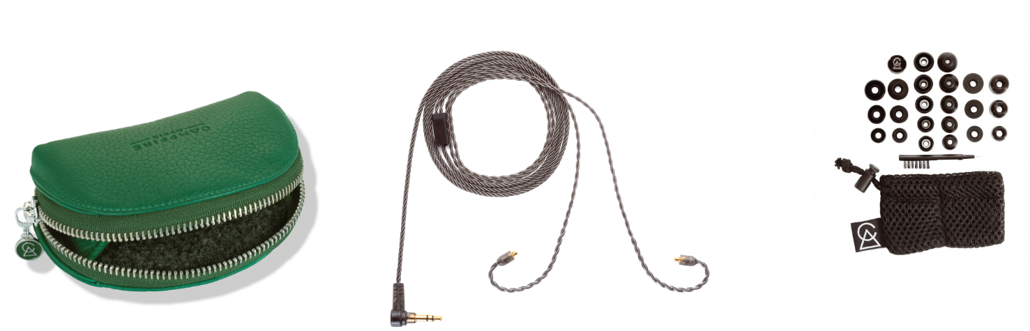 Campfire Audio Andromeda II аксессуары