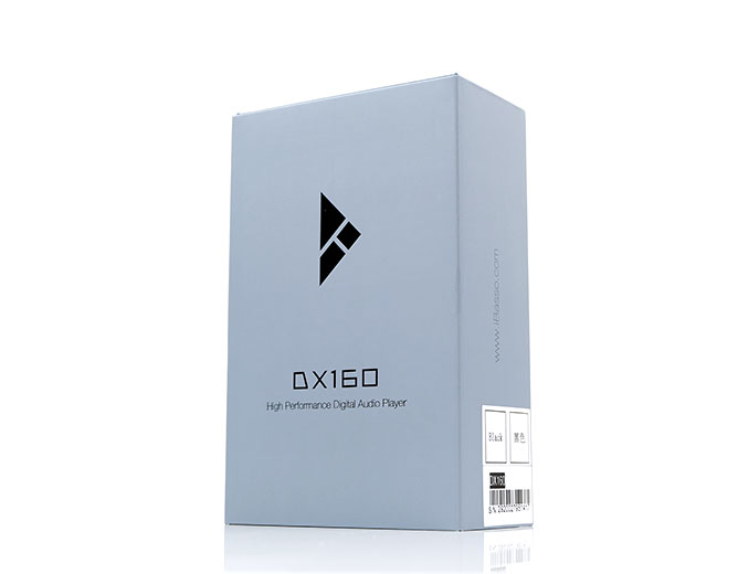 Коробка iBasso DX160