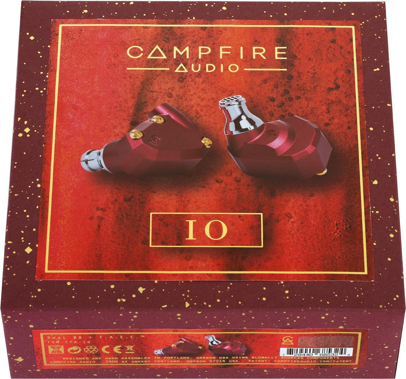 Campfire Audio IO коробка