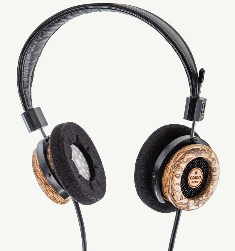 Grado Hemp Headphone Limited Editions