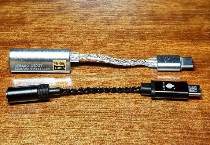 iBasso DC01 vs Hidizs Sonata
