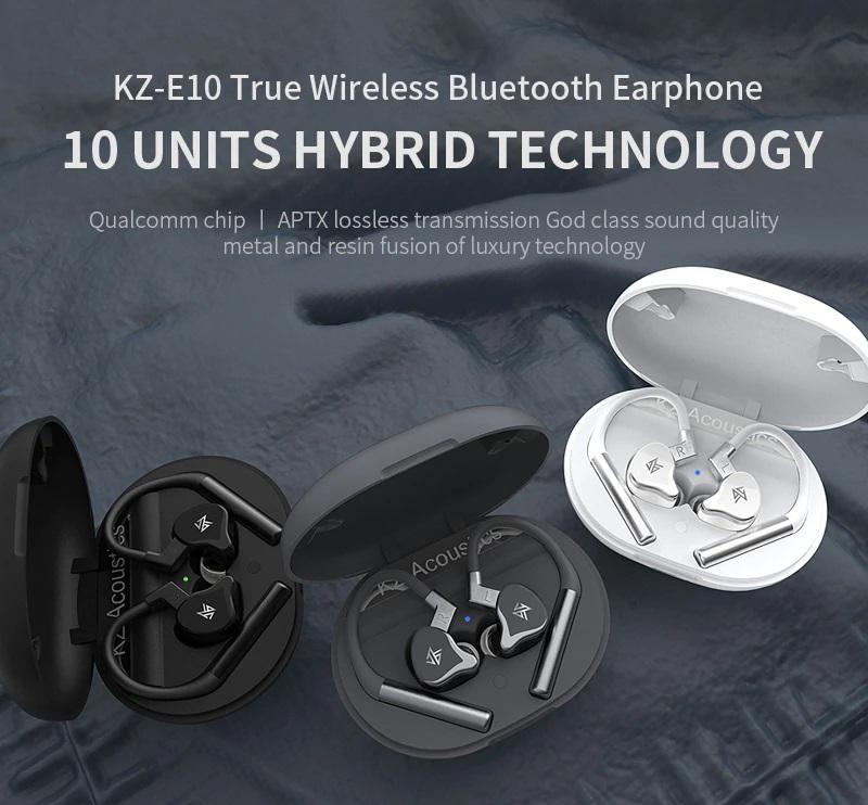 KZ Audio KZ E10