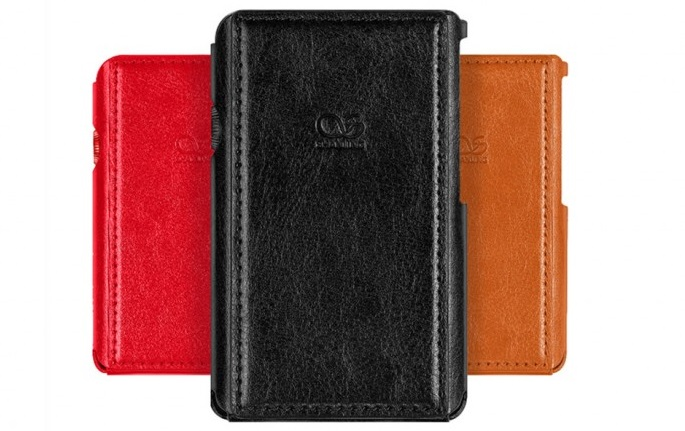 Shanling M2X Leather Case colors