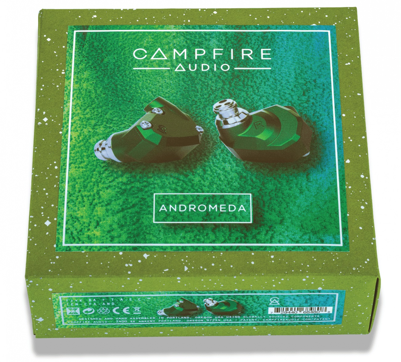 Campfire Audio Andromeda II box