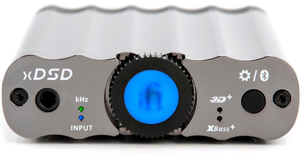 iFi xDSD передняя панель